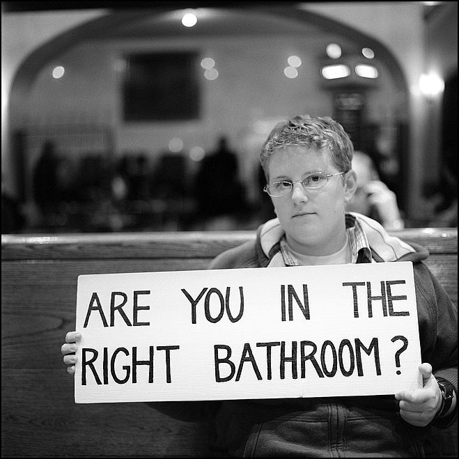 17 best images about sociology pinterest board assignment - Transgender discrimination bathroom ...