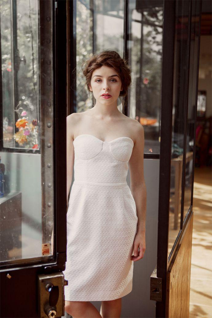 Les robes de mariée d'Elodie Michaud