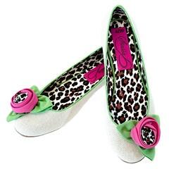 Stasia Sisi Ballerina Shoes