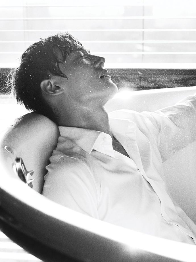 Choi Jin Hyuk - L'Officiel Hommes Magazine May Issue '14