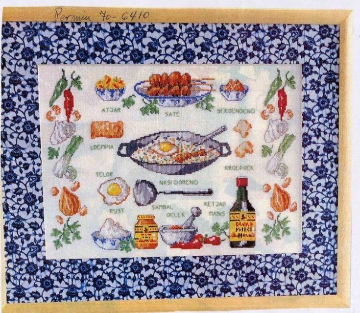 Gallery.ru / Наси-горенг - Наси-горенг - индонезийское блюдо - Mosca