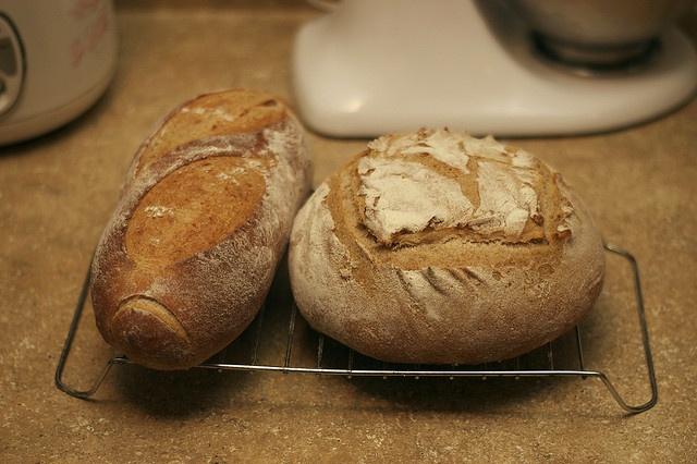 zen bread by mariacuellar, via Flickr