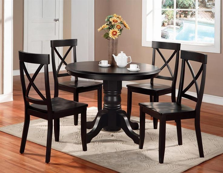 36 Round Dining Table And Chairs