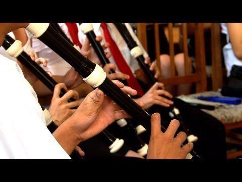"""Emisiunea """"Biserica in actiune"""" de miercuri, 11 septembrie, ora 22.00, va prezinta cea de-a treia editie a Festivalului de blockflote """"Armonii si lauda""""."""