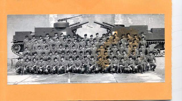"1969 - 33° Artiglieria ""Folgore""  3° Gruppo Semovente 1° contingente 1969 Treviso"