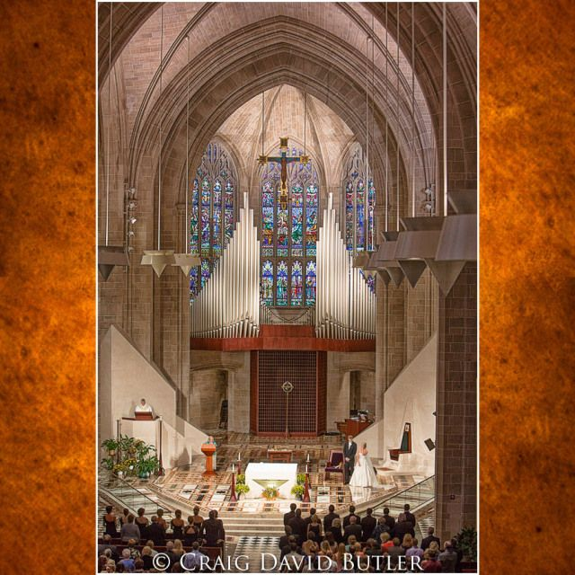 Cathedral Of The Most Blessed Sacrament Detroit Michigan Churches Wedding Craigdavidbutlerstudios