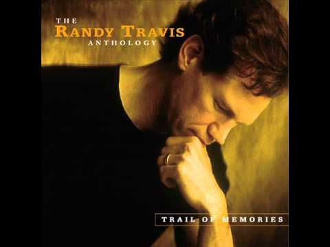 "Randy Travis - ""Diggin' Up Bones"" OFFICIAL AUDIO"