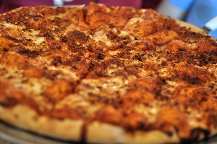 Chicken Buffalo and Bacon Pizza Recipe