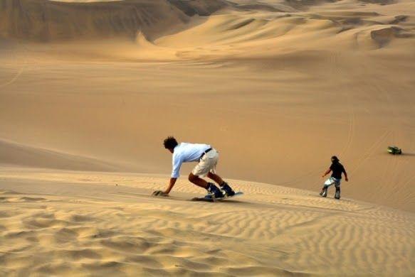 7 Gurun pasir di Indonesia, Gumuk pasir di Indonesia, 7 Padang pasir di Indonesia