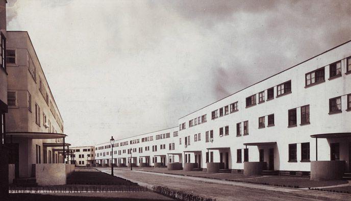 Ernst May, Siedlung Bruchfeldstraße