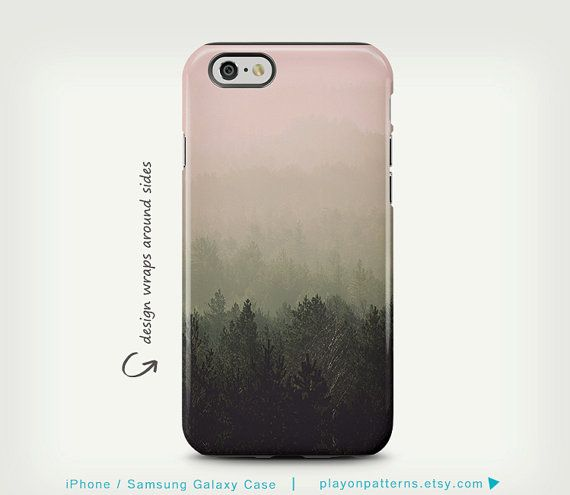 iPhone 6 Case Nature Decor iPhone 6s Case Tough by playonpatterns