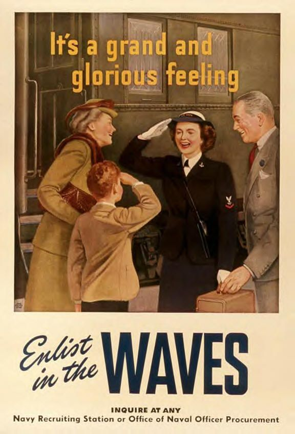 WWII WAVES