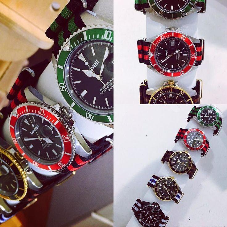 #lapassioneperiltempo #lowell #submariner #nato #color #strap #band #cinturino #regimental #colori #ghiera #ring #sub #watch #lowellwatch #new #shopping #shoppingonline #shoppingwatches #italy #orologi #sportivi #unisex #steel #acciaio by lapassioneperiltempo #rolex #submariner