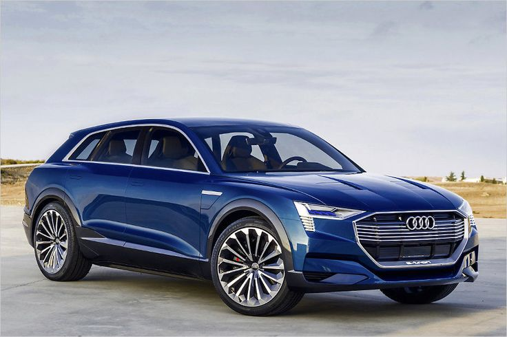Coupe SUV based on the Q7 as a study - All About Automotive