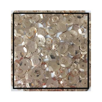Studio Katia - Golden Copper Fusion Sequins - Click Image to Close