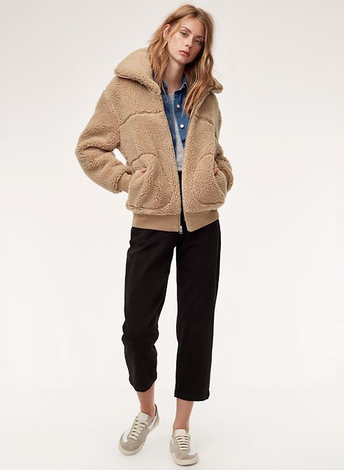 613bed18e2140b THE TEDDY JACKET