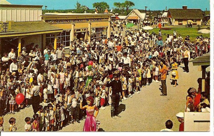 Fantasy Island Grand Island Ny 1960s Memories Of New