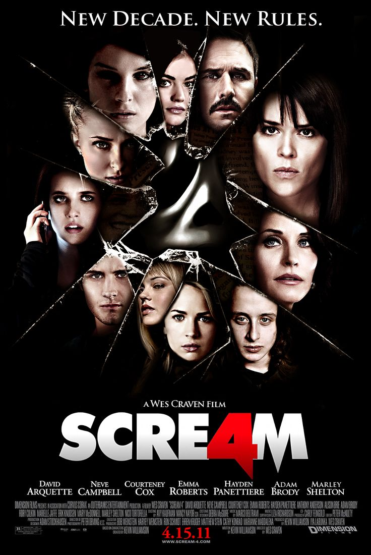 "an analysis of the movie scream by wes craven Wes craven's ""scream"" violates one of the oldest rules in moviehistory:  a lot of modernfilm criticism involves ""deconstruction"" of movie plots."