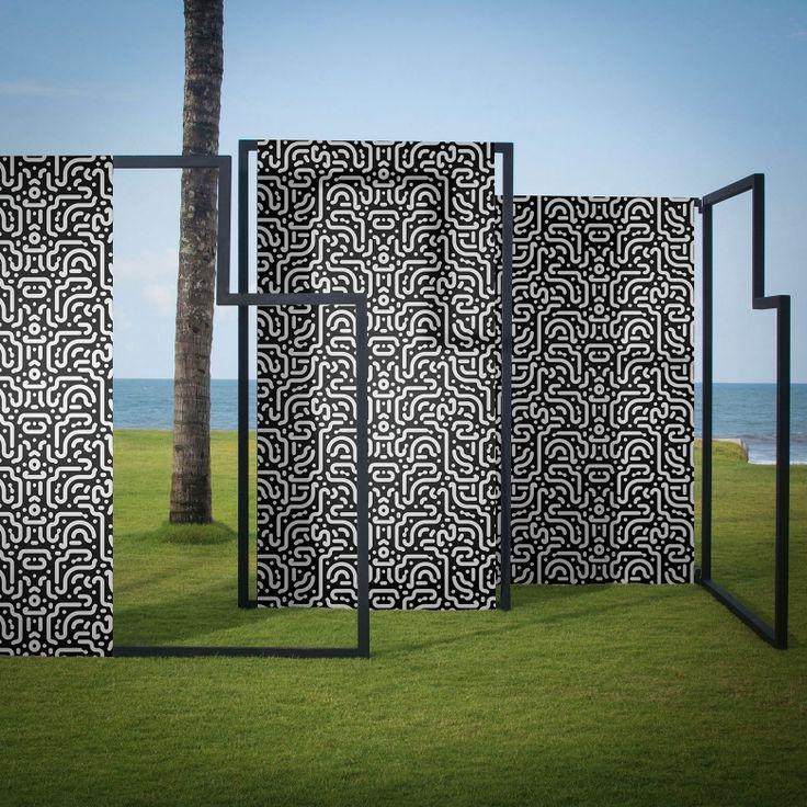 Stroke The Wallpaper II by Chris van Rooyen — Shop   FEATHR