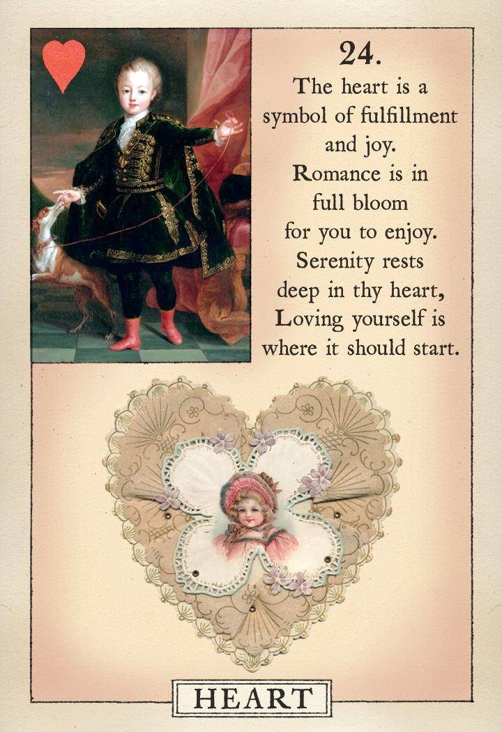 1000+ Images About Lenormand On Pinterest