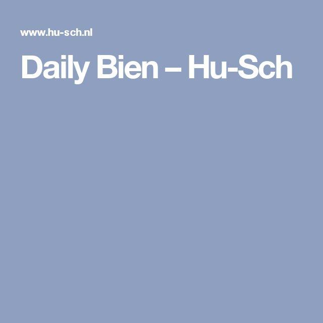 Daily Bien – Hu-Sch