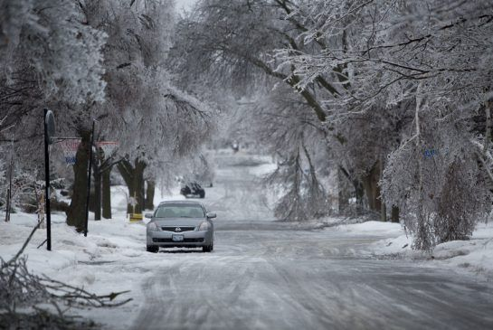 Winter Storm Southern Ontario: Climate Change Back This Winter: Forecast
