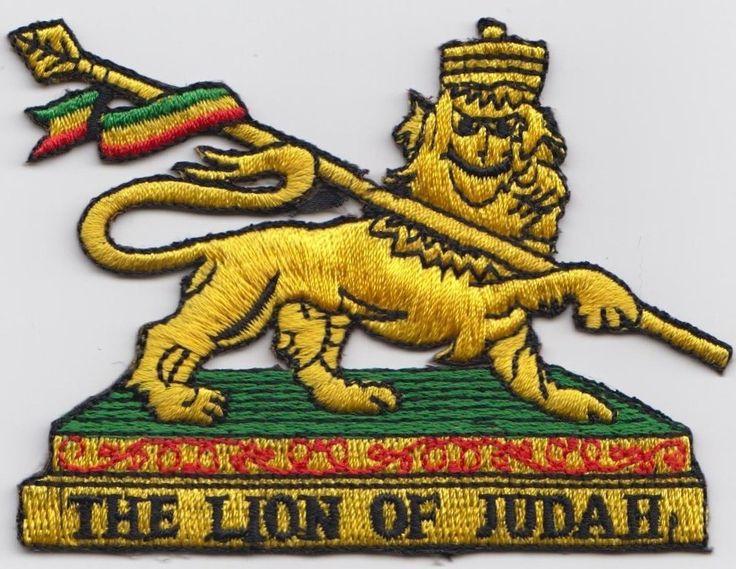 The Lion of Judah, Rastafarian symbol