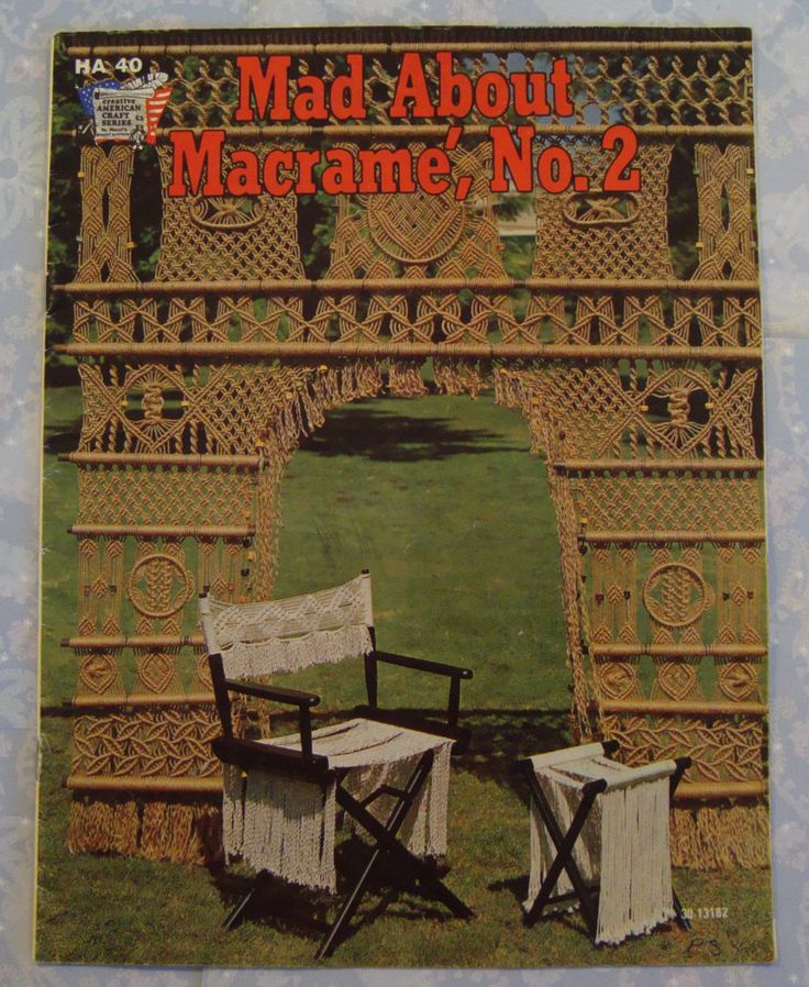 37 best Macrame images on Pinterest | Pattern books, A ...