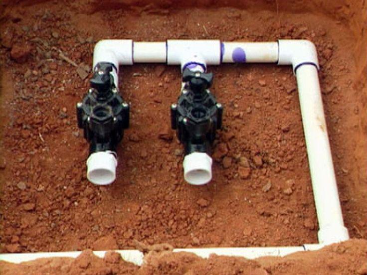 How to Install Soaker Hose Irrigation System | how-tos | DIY