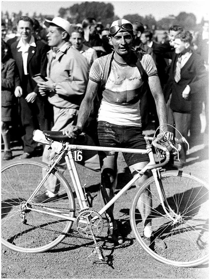 Arie Vooren - Tour de France 1947