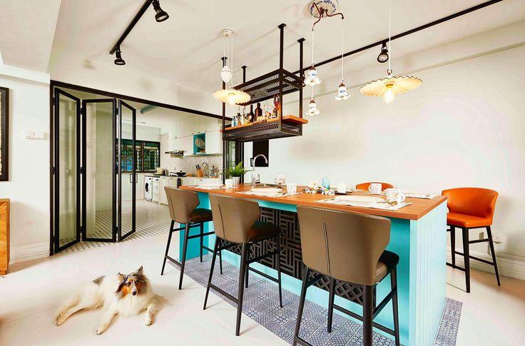 Ecco qualche scatto di un affascinante progetto pieno di colori a Singapore. Grazie al nostro distributore Verde-Light.  Here some pictures of one amazing project in Singapore by Verde-Light.