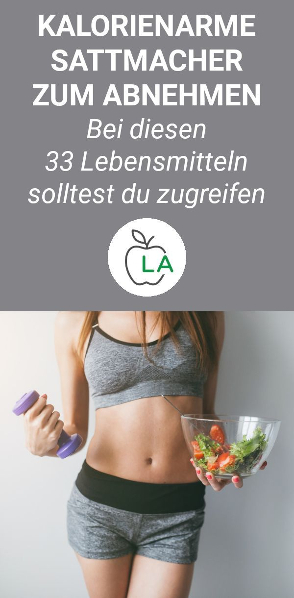 33 kalorienarme Lebensmittel zum Abnehmen – Nahrungsmittel ohne Kalorien – Lecker Abnehmen | Fitness & Ernährung