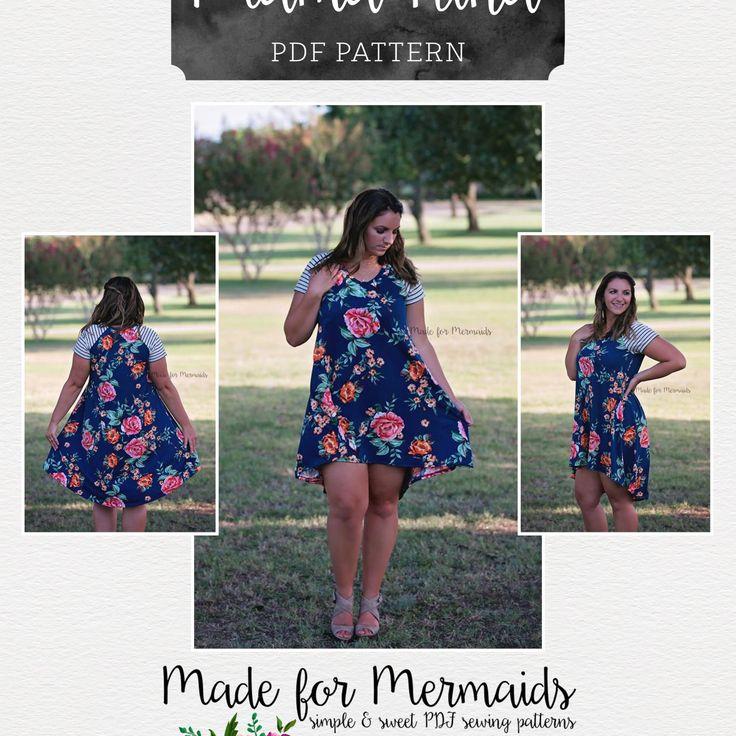 Made for Mermaids: Mama Nina Swing Dress