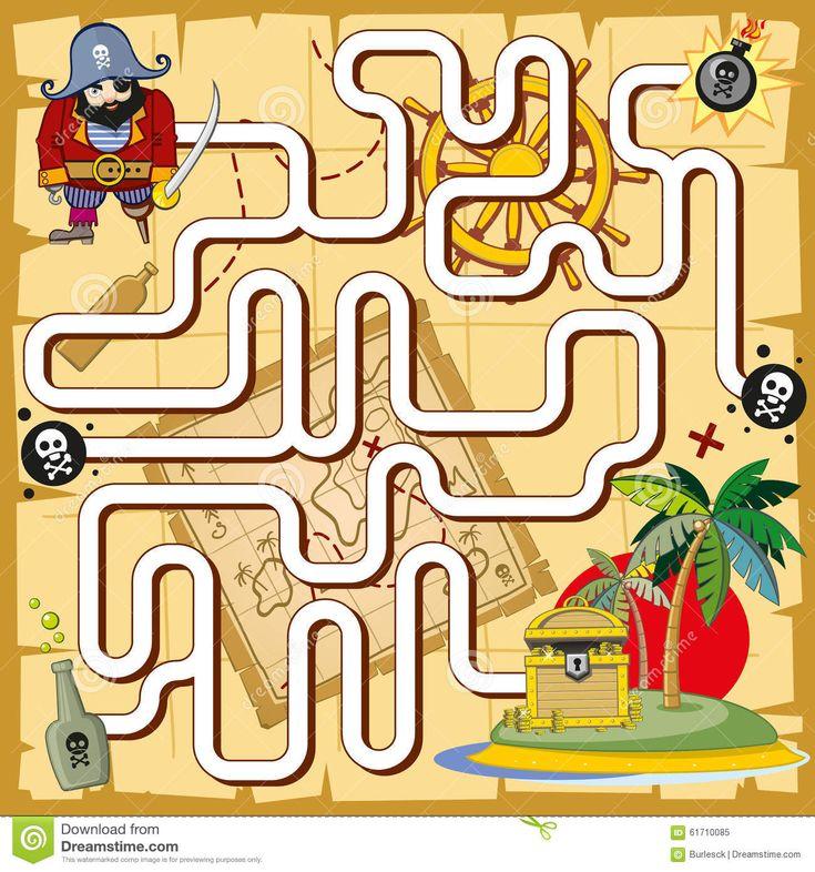 labirinto-del-pirata-gioco-del-labirinto-per-i-bambini-et-prescolare-61710085.jpg (1300×1390)