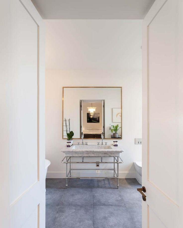 die besten 25 graue fliesen ideen auf pinterest moderne badezimmer betonfliesen und. Black Bedroom Furniture Sets. Home Design Ideas