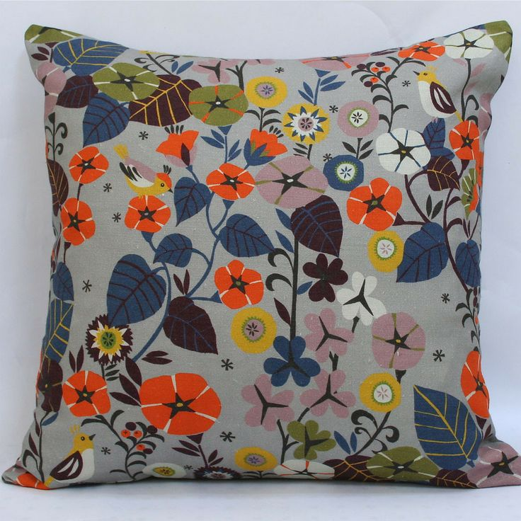 Brie Harrison cushion