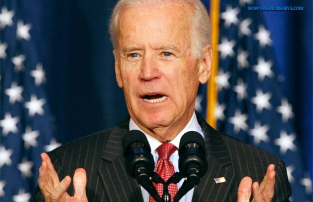 In too many places, Joe Biden said today, LGBT community members face violence with impunity, mistreatment by police, the denial of healthcare, or religious condemnation and social isolation.