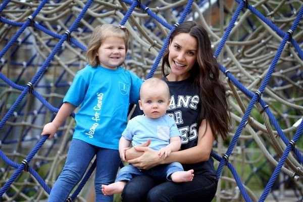 Rachael Finch Jeans For Genes Day 2014 - GCMAG #rachealfinch #jeans #genes #day #life #love #charity