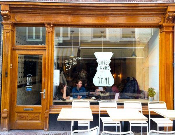 30ml is de nieuwste koffiebar in Utrecht. De latte-art ziet er niet alleen geweldig uit, de koffie smaakt ook nog eens ontzettend goed. Homemade taart & lunch