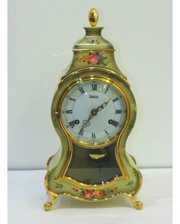 Reloj sobremesa vintage de péndulo Suizo