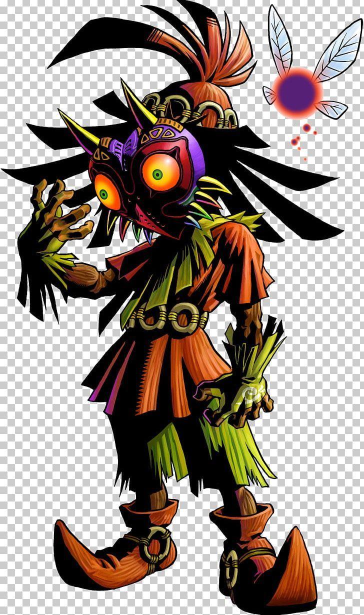 The Legend Of Zelda Majora S Mask The Legend Of Zelda Ocarina Of Time Hyrule Warriors Link Ganon Png Ar Majoras Mask Skull Kid Majoras Mask Legend Of Zelda
