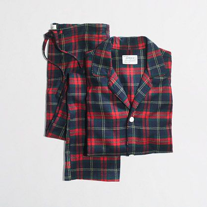 J.Crew Factory - Factory flannel pajama set