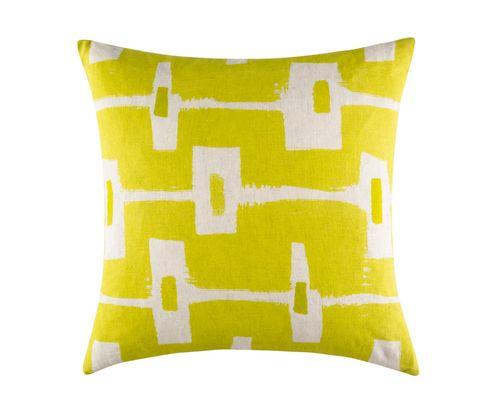 Alika Cushion Yellow