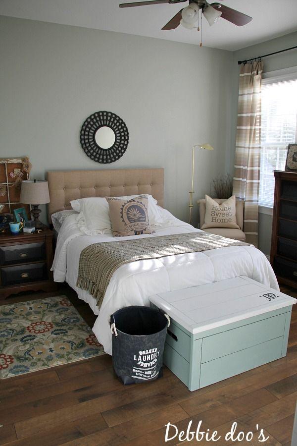 rug under bed hardwood floor. Why I Didn\u0027t Choose Carpet. Hardwood FloorsBedroom Rug Under Bed Floor U
