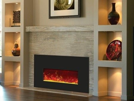 Electric Fireplace Wall Unit - Foter