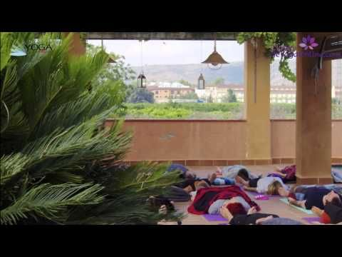 Clase de Yoga OnLine15. Yoga Nidra - YouTube