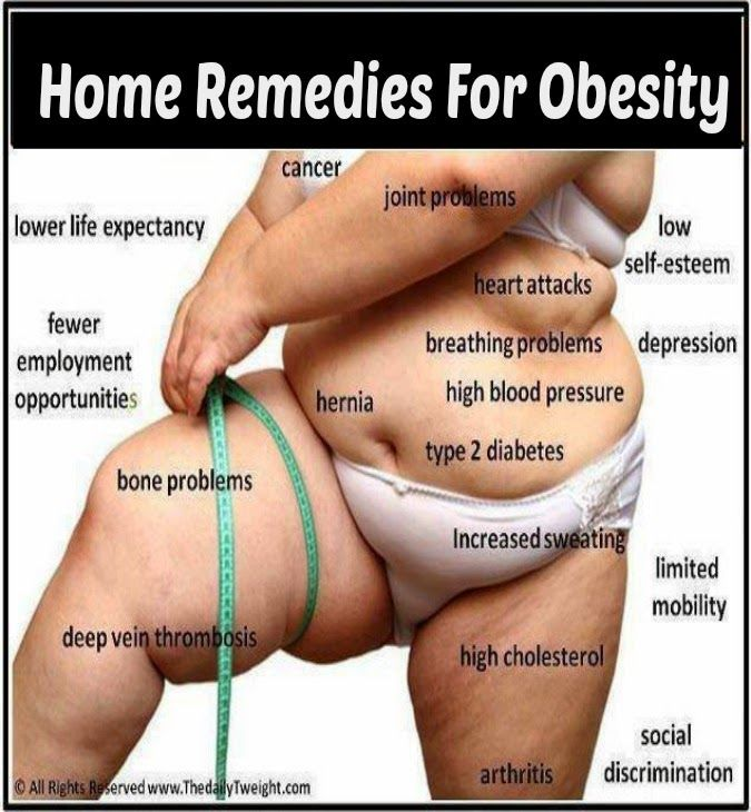 Home Remedies For Obesity « Tips Park