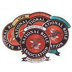 NRA life member sticker. Yes I am!Members Stickers, Defense 2Nd Amendment, Nra Life, Matte Stuff, Nra Benefactor, Life Members, Benefactor Members