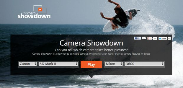 Camera Showdown: Compare Cameras Based on Real Life Performance