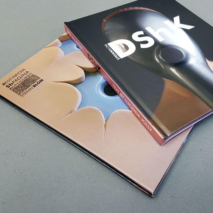 DShK Catalogue | Stefan Blom I Text by Lucinda Jolly